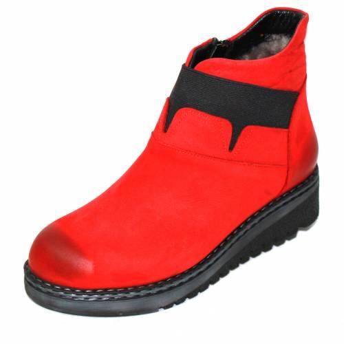 Ботинки (2001-312-Z red)