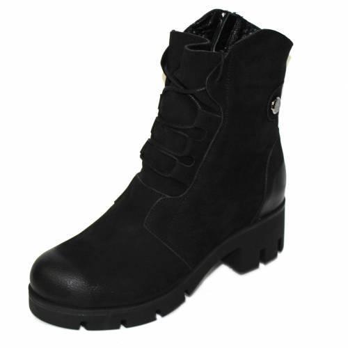 Ботинки (4002-222-Z black)