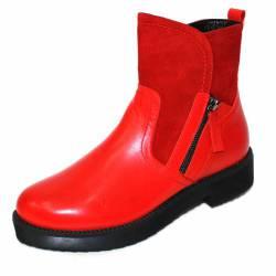 Ботинки (1923-08-88-Z red)