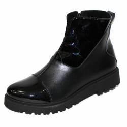 Ботинки (11077-010-001 black)