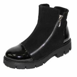 Ботинки (15087-010-11 black)