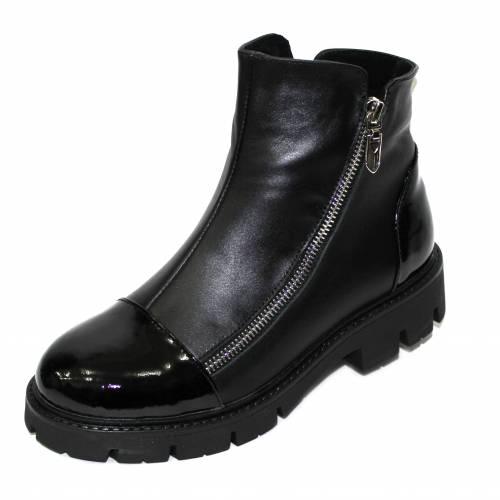 Ботинки (15087-010-001 black)