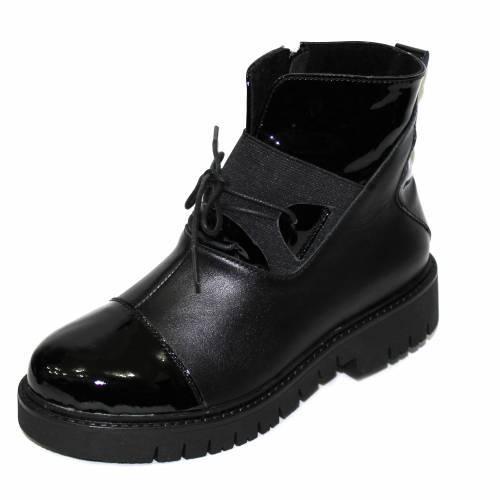 Ботинки (07077-010-001 black)