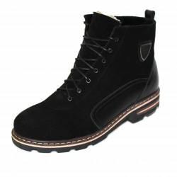 Ботинки (04097-010-001-Z black)