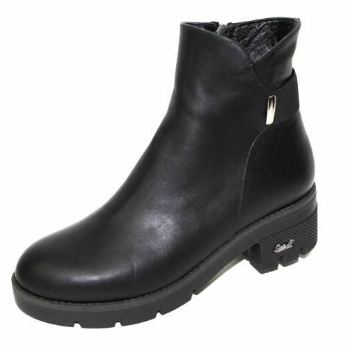 Ботинки (784-001-Z black)