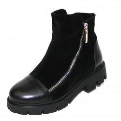 Ботинки (15087-01-11-Z black)