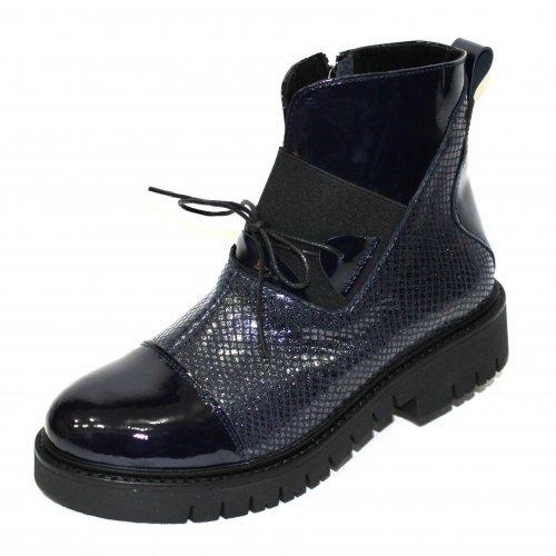 Ботинки (07077-22-224 blue)