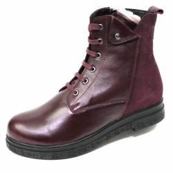 Ботинки (G-02-41-13-Z bordo)