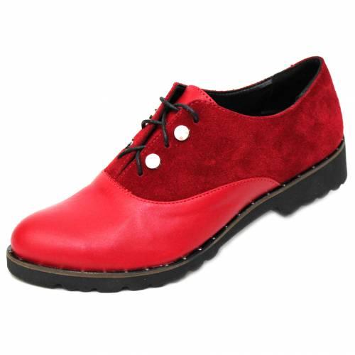 Туфли (131217-08-88 red)