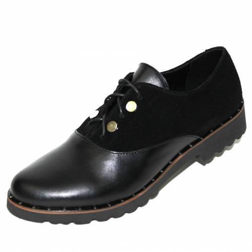 Туфли (131217-01-11 black)