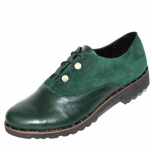 Туфли (131217-15-55 green)