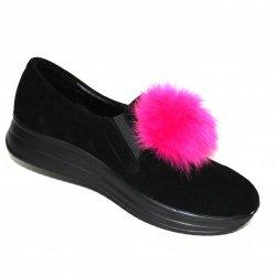 Туфли (23018-11-23 black)-2
