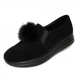 Туфли (23018-11-11 black)