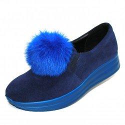 Туфли (23018-77-77 blue)