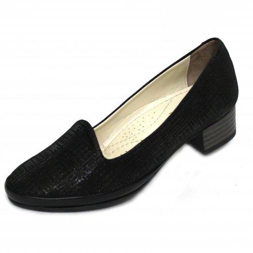Туфли (704-01-291 black)