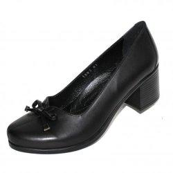 Туфли (8396-01 black)