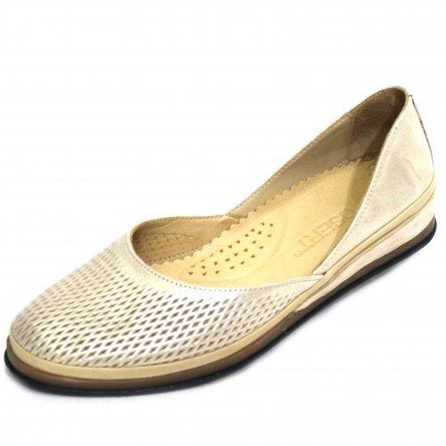 Туфли (708-77-50 beige)