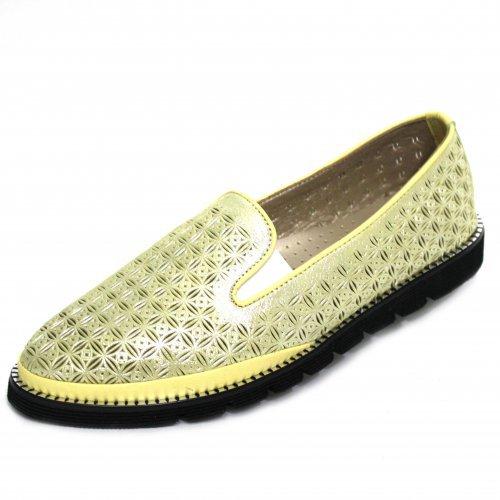 Туфли (530-66-12 yellow)