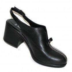 Босоножки (1340-01 black) -2