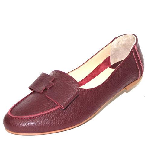 Туфли (306-140 bordo)