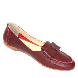 Туфли (306-140 bordo)-2
