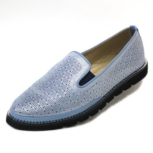 Туфли (530-72-11 blue)