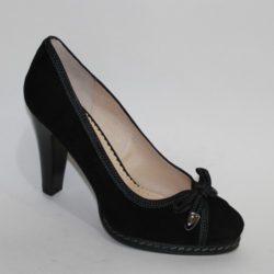 Туфли (966-11 black)