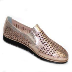 Туфли (888-042 gold)-2