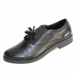 Туфли (22058-01 black)