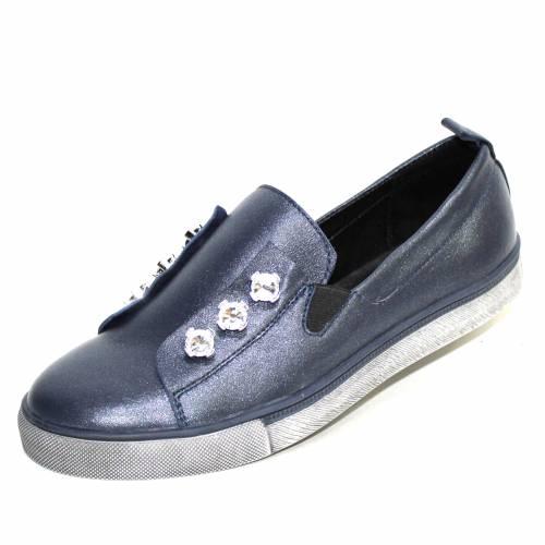 Туфли (11058-777 blue)