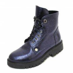 Ботинки (123-789 blue)