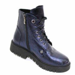 Ботинки (123-789 blue)-2