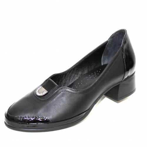 Туфли (204-01-60 black)