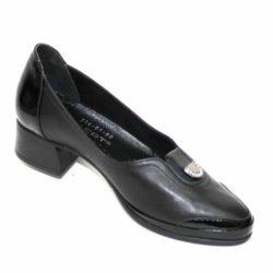 Туфли (204-01-60 black)-2