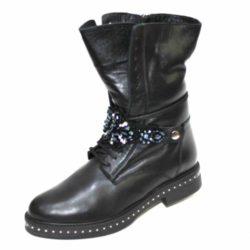 Ботинки (6980-128-Z black)