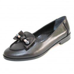 Туфли (7496-01 black)