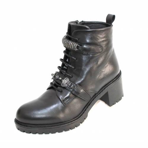 Ботинки (30241-01-Z black)