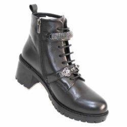 Ботинки (30241-01-Z black)-2