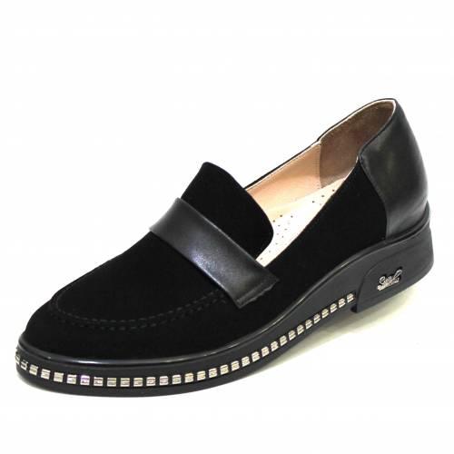 Туфли (346-830-829 black)