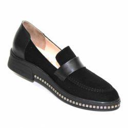 Туфли (346-830-829 black)-2
