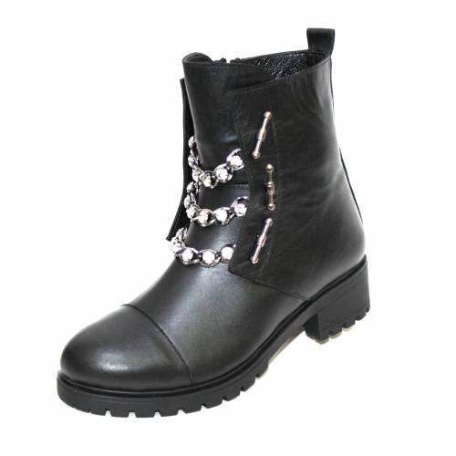 Ботинки (30-02-Z black)