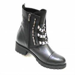 Ботинки (30-02-Z black)-2