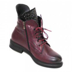 Ботинки (5051-84-Z bordo)-2