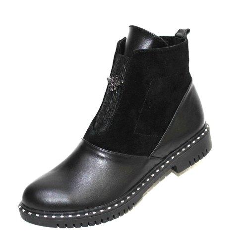 Ботинки (16088-111 black)