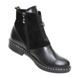 Ботинки (16088-111 black)-2