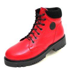 Ботинки (06088-09-Z red)
