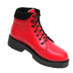 Ботинки (06088-09-Z red)-2