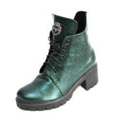 Ботинки (22088-999 emerald)