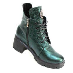 Ботинки (22088-999 emerald)-2