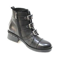 Ботинки (30021-01-Z black)-2
